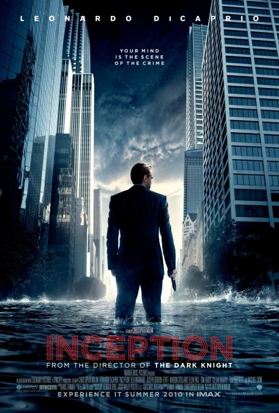 映画「インセプション」ポスター