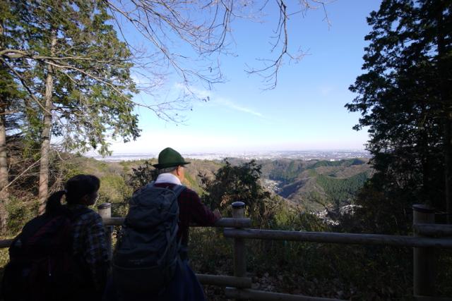 稲毛山展望台