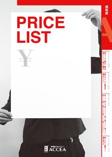 ACCEA価格表2011