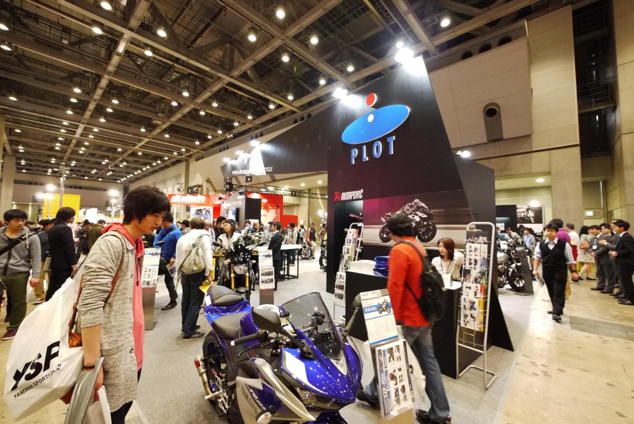 東京モーターサイクルショー出典のプロト