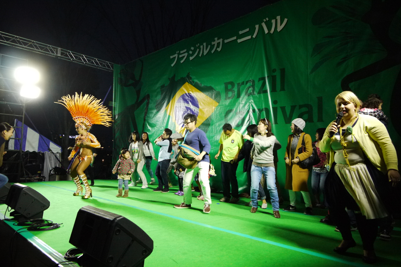 ブラジルカーニバル2015