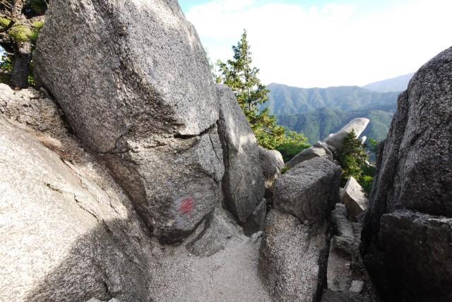 御在所岳・立岩