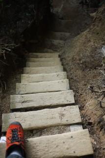 御在所岳・中登山道