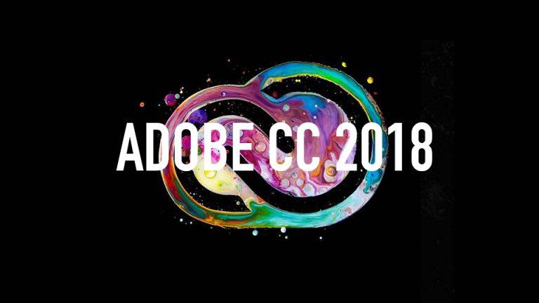 ADOBE CC 2018