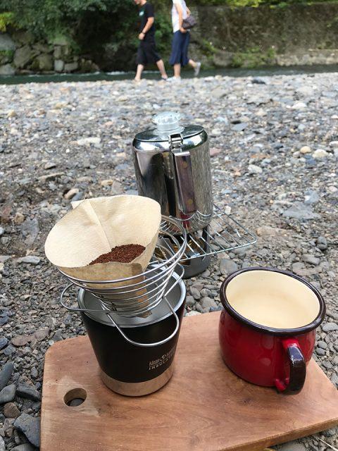 ドリップコーヒーセット