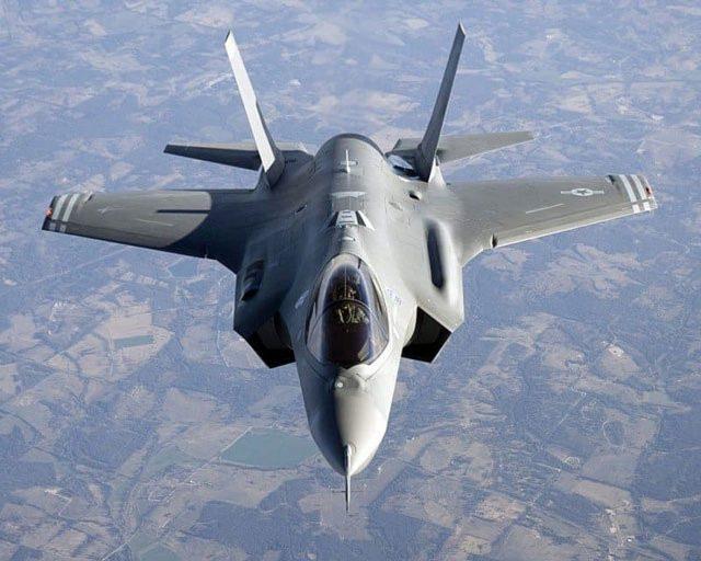 F35ステルス戦闘機