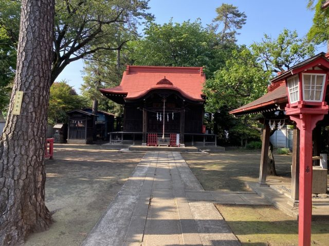 国分寺市・稲荷神社