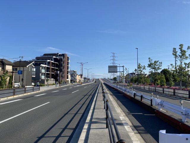 国分寺陸橋