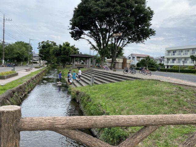 矢川いこいの広場