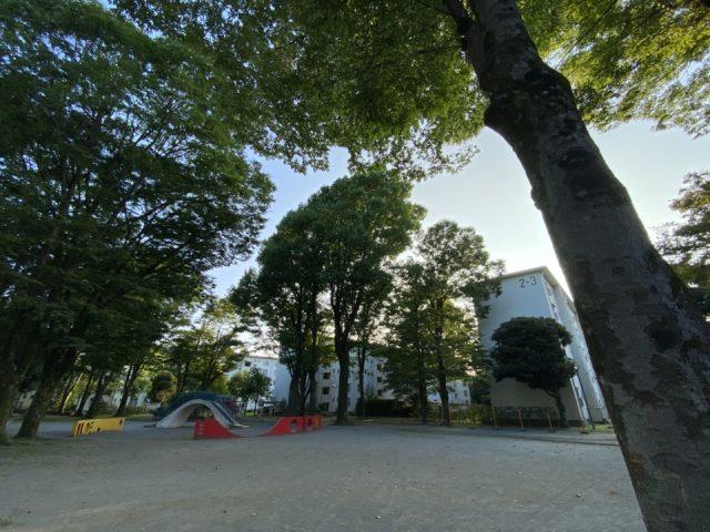 国立市富士見台第二団地