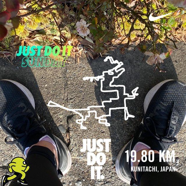 Nike Run Clubのルート画像