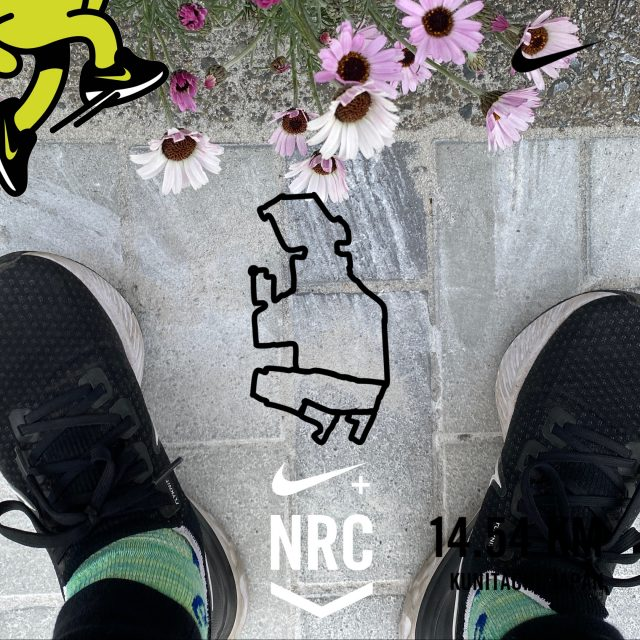 Nike Run Clubのシェア画像