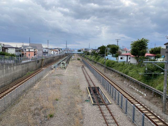 国分寺市日吉町の内藤橋