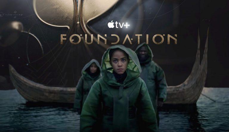 AppleTV+ Foundation
